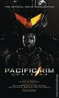 Pacific Rim Uprising PB (2018 Titan Books) The Official Movie Novelization 1-1ST