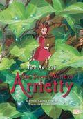 Art of The Secret World of Arrietty HC (2018 Viz) 1-1ST