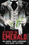 A Study in Emerald HC (2018 Dark Horse) By Neil Gaiman 1-1ST