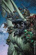 Batman Teenage Mutant Ninja Turtles II (2017 DC) 6A