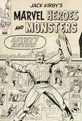 Jack Kirby's Marvel Heroes and Monsters HC (2018 IDW/Marvel) Artist's Edition 1-1ST