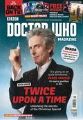 Doctor Who (1979-Present Marvel UK) Magazine 525