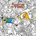 Adventure Time Adult Coloring Book SC (2018 Dark Horse) 1-1ST