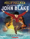Adventures of John Blake GN (2018 Graphix) By Philip Pullman 1-1ST