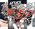 Attack on Titan GN (2012- Kodansha Digest) SET#2