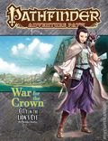 Pathfinder Adventure Path: War for the Crown SC (2018 Paizo) RPG 4-1ST
