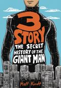 3 Story The Secret History of the Giant Man TPB (2018 Dark Horse) 1-1ST