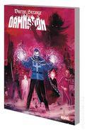 Doctor Strange Damnation HC (2018 Marvel) 1-1ST