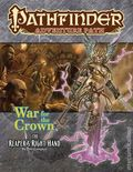 Pathfinder Adventure Path: War for the Crown SC (2018 Paizo) RPG 5-1ST