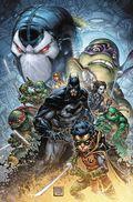 Batman/Teenage Mutant Ninja Turtles II HC (2018 DC/IDW) 1-1ST