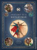 DC Comics Anatomy of a Metahuman HC (2018 Insight Editions) 1-1ST