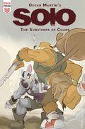 Solo The Survivors of Chaos (2018 Statix Press) 1A