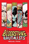 Bloodstrike Brutalists TPB (2018 Image) 1-1ST