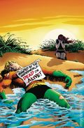 Aquaman The Search for Mera HC (2018 DC) The Deluxe Edition 1-1ST