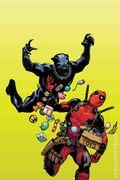 Black Panther Vs Deadpool (2018) 1B