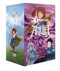 Amulet GN (2008- Scholastic Press) SET#01C