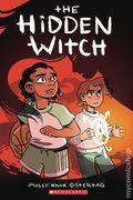 Hidden Witch GN (2018 Scholastic) 1-1ST