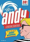 Andy A Factual Fairytale GN (2018 SelfMadeHero) Teh Life and Times of Andy Warhol 1-1ST