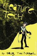 Creature Tech GN (2018 Image) Full Color Edition 1-1ST