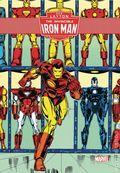 Artist Select Series: Iron Man HC (2018 IDW/Marvel) Bob Layton 1-1ST