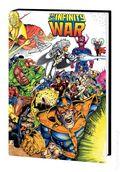 Infinity War Omnibus HC (2019 Marvel) 1-1ST