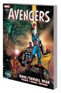 Avengers Kree/Skrull War TPB (2019 Marvel) 4th Edition 1-1ST