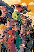 DC The New Frontier TPB (2019 DC Black Label) New Edition 1-1ST