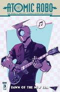 Atomic Robo and the Dawn af a New Era (2018 IDW) 3B