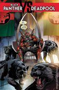 Black Panther Vs Deadpool (2018) 4A