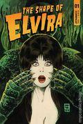 Elvira Shape Of Elvira (2018 Dynamite) 1A