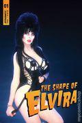 Elvira Shape Of Elvira (2018 Dynamite) 1E