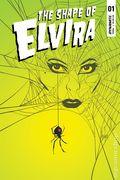 Elvira Shape Of Elvira (2018 Dynamite) 1C