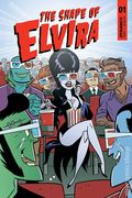 Elvira Shape Of Elvira (2018 Dynamite) 1B