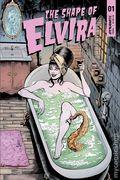 Elvira Shape Of Elvira (2018 Dynamite) 1D