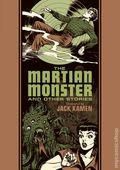 Martian Monster and Other Stories Illustrated by Jack Kamen HC (2019 FB) The EC Library 1-1ST