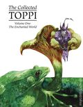 Collected Toppi HC (2019 Lion Forge) 1-1ST