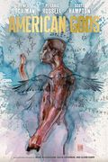 American Gods HC (2018 Dark Horse) Graphic Novel 2-1ST