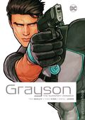 Grayson The Superspy Omnibus HC (2019 DC) New Edition 1-1ST