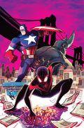 Miles Morales Spider-Man (2018) 3A