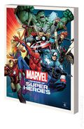 Marvel Universe of Super Heroes SC (2019 Marvel) 1-1ST