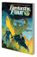 Fantastic Four TPB (2019 Marvel) By Dan Slott 1-1ST