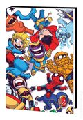 Marvel Art of Skottie Young HC (2019 Marvel) 1-1ST