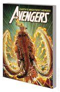 Avengers TPB (2018- Marvel) By Jason Aaron 2B-1ST
