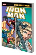 Iron Man Return of the Ghost TPB (2019 Marvel) Epic Collection 1-1ST