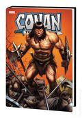 Conan the Barbarian Omnibus HC (2018 Marvel) 2A-1ST
