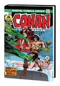 Conan the Barbarian Omnibus HC (2018 Marvel) 2B-1ST