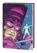 Silver Surfer Parable HC (2019 Marvel) 30th Anniversary Edition 1-1ST