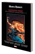 Marvel Knights Fantastic Four TPB (2019 Marvel) The Complete Collection 1-1ST