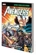 Avengers Fear the Reaper TPB (2019 Marvel) Epic Collection 1-1ST