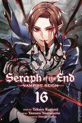 Seraph of the End: Vampire Reign GN (2014 Viz Digest) 16-1ST
